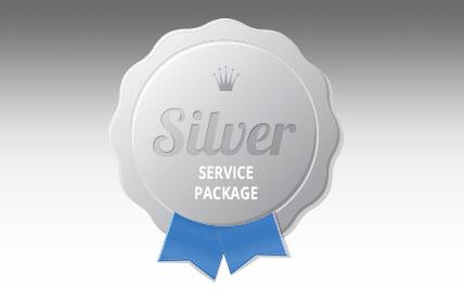 Sliver Service Package